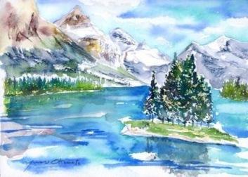 1002マリーン湖