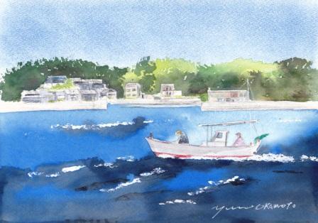1304瀬戸内海の小島