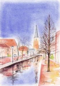 1401オランダ南ホラントマースランド