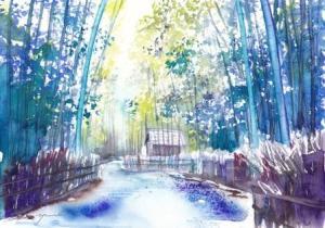 1408嵯峨野竹林