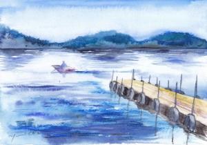 1508支笏湖
