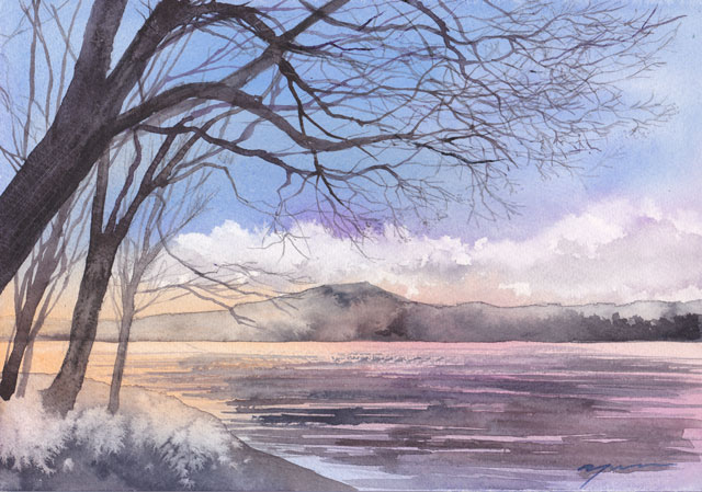 1602阿寒湖
