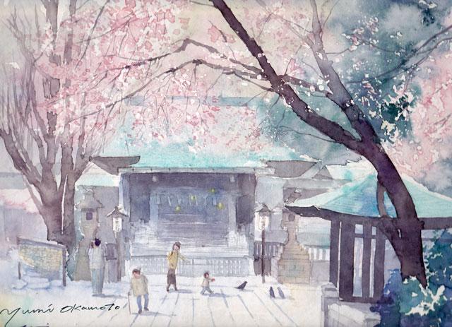1703上野公園