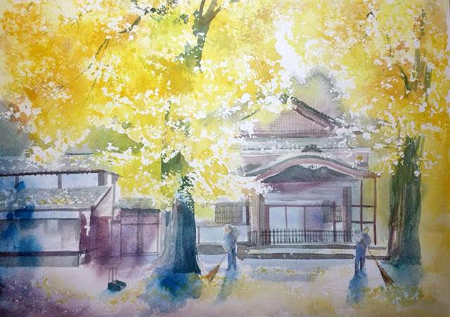 1710清澄寺
