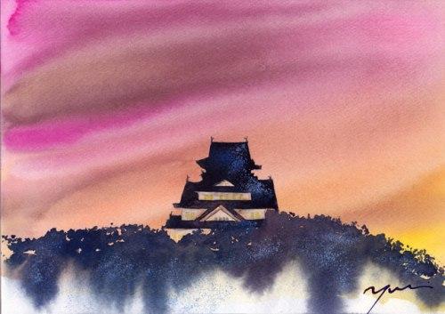 1802大阪城