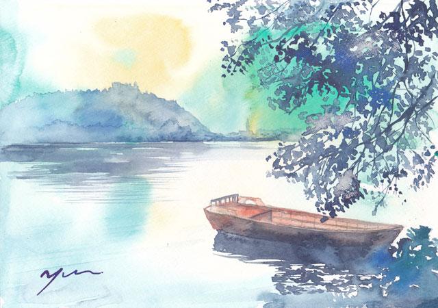 1806ブレッド湖