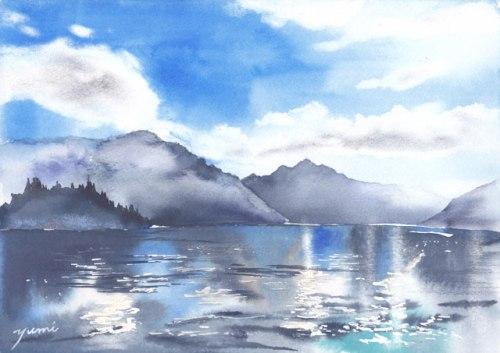 1906ニュージーワカティプ湖