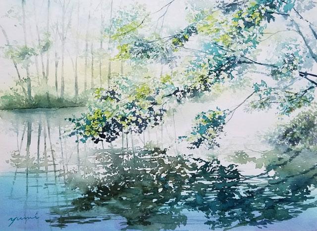 1907大正池