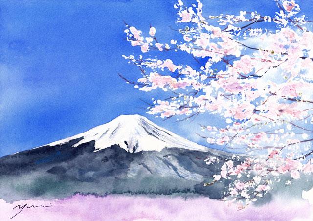 1912富士初春